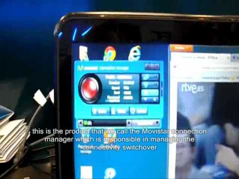 Green Packet's Intouch Seamless Mobile Experience - Live Demo @ Mobile World Congress 2012