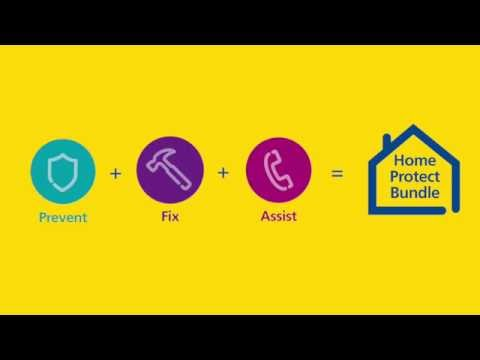 Aviva launches Home Protect Bundle, a cost-saving, value-added solution for Canadians. (Prevent + Fix + Assist = Home Protect Bundle)