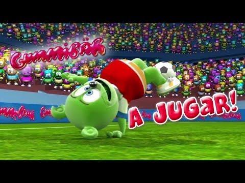 Baixar Gummibär A Jugar! World Cup Soccer/Football Song Chilean Spanish Gummy Bear Osito Gominola