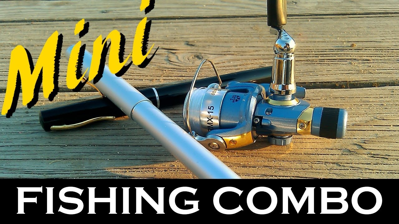 Mini Fishing Rod Amp Reel Combo From Penfishingrods Com