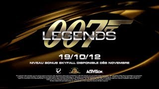 007 legends :  bande-annonce