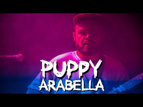 Puppy - Arabella - LIVE in Manchester - 24/10/17