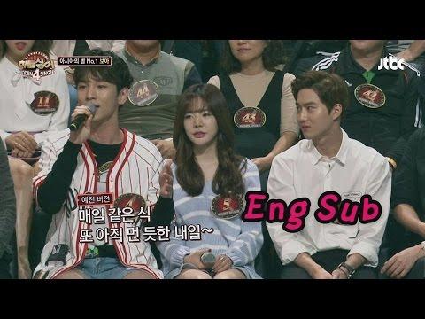 샤이니 키 보아 창법까지 완벽재현, 정식 팬클럽 인증 - 히든싱어4 1회