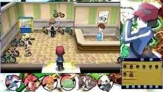 Pokémon X - (Parte 9) - ¡ De Camino a Ciudad Relieve ! - Chequio