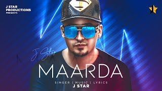 Video Maarda - J Star