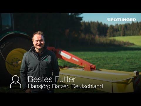 Großflächentechnik für bestes Futter: Ein Allgäuer Landwirt berichtet