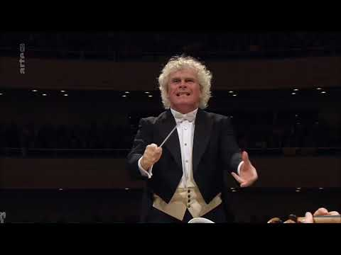 Richard Wagner: Prelude to «Lohengrin», Simon Rattle