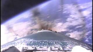 Inside a Rocket From Take Off To Orbit (External Cameras) in HD