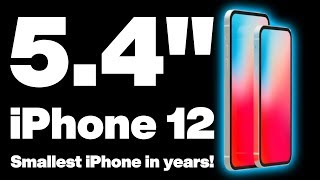 Apple's Smaller iPhone 12 Has me Excited!