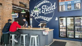 Left Field Brewery is Toronto's baseball-themed brewery