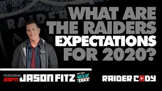 Expectations for the 2020 Las Vegas Raiders - with Jason Fitz