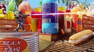 Salvation comes to Black Ops III