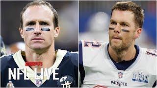 Saints, Patriots are Super Bowl 54 contenders   NFL Live