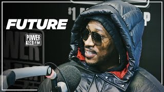 Future On R. Kelly Getting Too Much Attention, New Album,