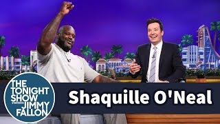Shaquille O'Neal's Backboard Breaking Gave Him a Head Injury