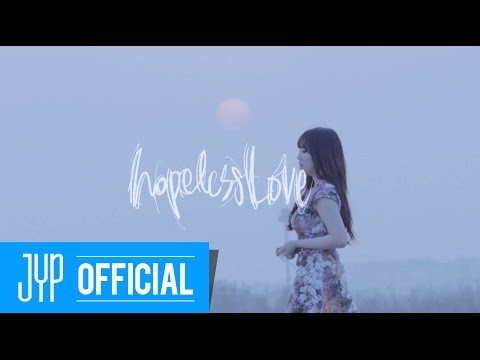 "Jimin Park(박지민) ""Hopeless Love"" M/V"