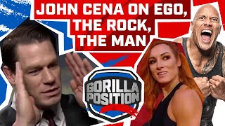 John Cena interview: On Bumblebee Movie, his ego, WWE status, The Rock, Becky Lynch & more!