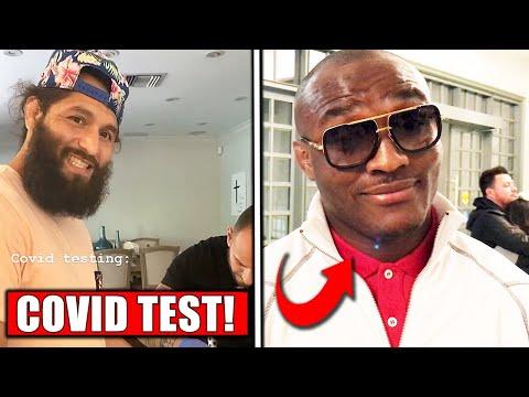 Jorge Masvidal vs Usman in works for UFC 251, Masvidal tested for COVID, Costa training for Adesanya