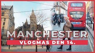 A Cup of Style - VLOGMAS Den 14.   Druhý den v Manchesteru! - Zdroj: