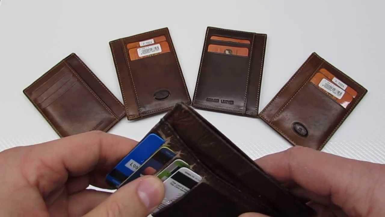 Die Besten Wallets
