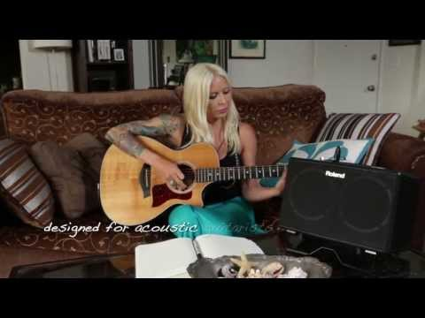 AC-40 Acoustic Chorus Guitar Amplifier Introduction
