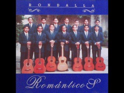 RONDALLA ROMANTICOS-EL ANDARIEGO