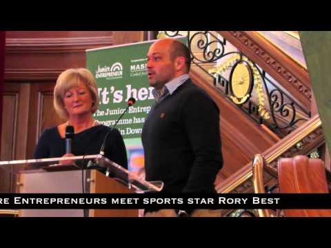 Mash Direct Junior Entrepreneur Programme County Showcase