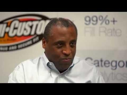 Warehouse Management and Trade Partner Implementation: Budge Industries Video Case Study