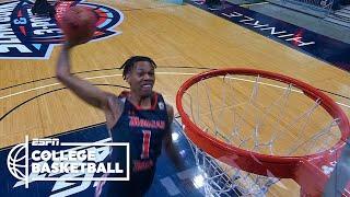 2021 College Slam Dunk Contest Highlights | ESPN College Basketball