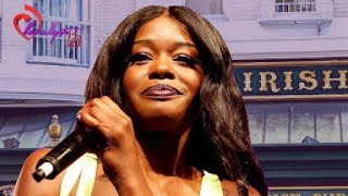 Azealia Banks Breaks down crying in Ireland~ They're all 'inbred Leprechauns'