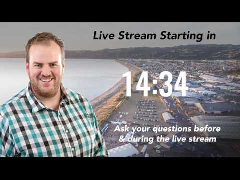 Brady for Hutt City Council - Live Q&A 30th August 2016