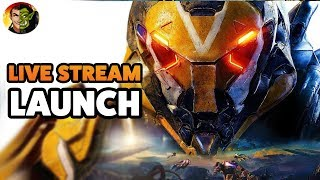 LETS PLAY ANTHEM - LIVE LAUNCH EVENT!! LET'S GOOOOO!!