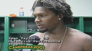 Sean Taylor Miami Hurricanes Tribute