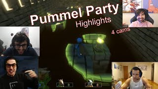 Tyler1, Yassuo, Trick2g and Voyboy Pummel party highlights 3rd time