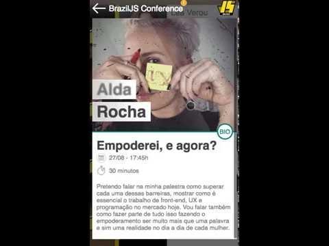 BrazilJS webapp