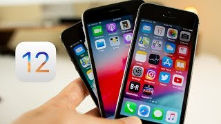 Is iOS 12 BAD on Older Devices? (iPhone 5S, iPhone 6)