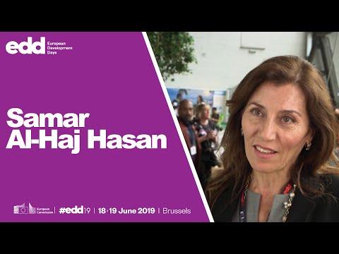 Interview de Samar Al Haj Hasan - Conférence Électorale Régionale en Jordanie