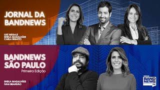 [AO VIVO] Jornal BandNews FM - 21/09/2021