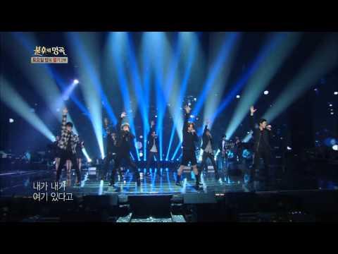 [HIT] 불후의 명곡2-비투비(BTOB) - 그녀에게 전해주오.20140920